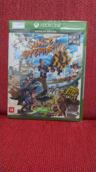 Sunset Overdrive Xbox One Mídia Física Lacrado R.9889