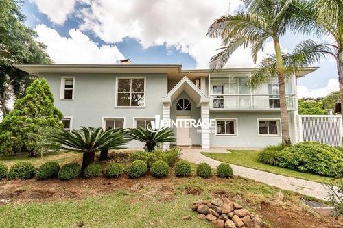 Casa Com 4 Dormitórios À Venda, 700 M² Por R$ 2.990.000,00 - Santa Felicidade - Curitiba/pr - Ca0475