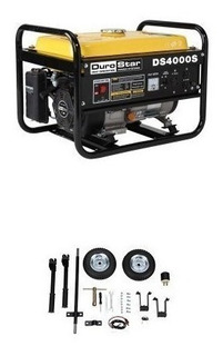 Durostar Ds4000s, 3300 Watts En Marcha / 4000 Watts De Arran