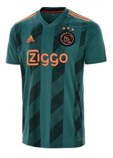 Camisa Camiseta Ajax Futebol Europeu 2019 Oficial Imperdível