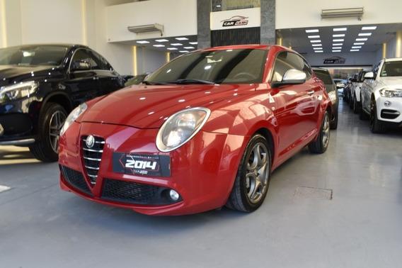 Alfa Romeo Mito 1.4 Tbi Quadrifoglio Verde - Carcash