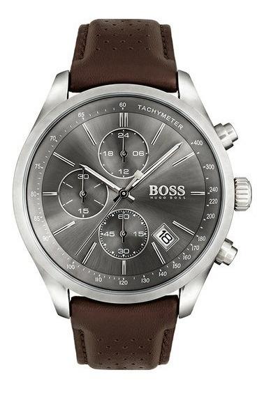 Relógio Masculino Hugo Boss Grand Prix 1513476 Completo