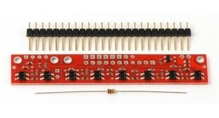 Modulo Sensor Infrarrojo Qtr-8rc