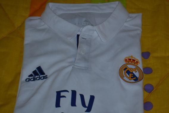 Camiseta Y Pantaloneta Original Del Real Madrid Talla M
