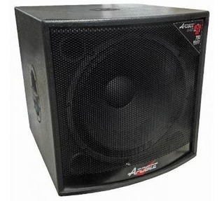 Ftm Bafle Subwoofer Apogee A18 - 250 Watts - Caja Low Graves