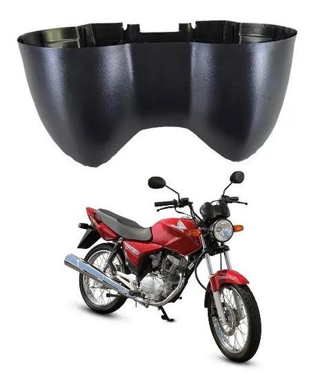 Carcaça Painel Capa Preta Inferior Honda Cg Titan Fan 150