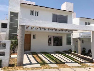 Casa En Renta. Querétaro; Centro Sur; Monte Blanco 3