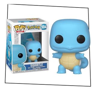 Funko Pop! - Pokemon - Squirtle #504