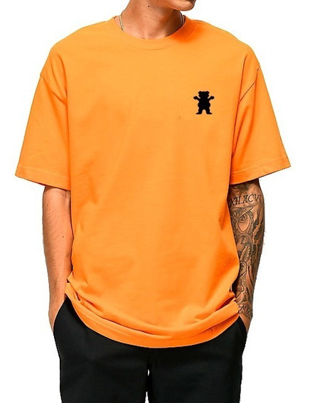 Camisa Camiseta Masculino/feminino Lançamento Grizzly