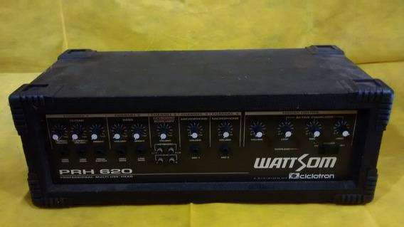 Amplificador Wattson Revisado Prh 620