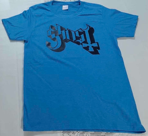 Playera Ghost