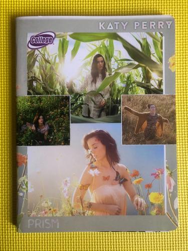 Rso Cuadernos Katy Perry, The Walking Dead, Star Wars Nuevos