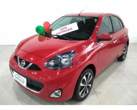 Nissan March 1.6 16v Sl (flex) 1.6