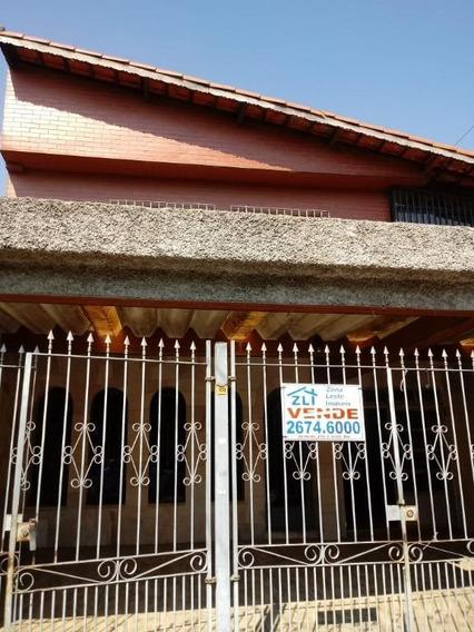 Sobrado Com 3 Dormitórios À Venda, 180 M² Por R$ 550.000 - Vila Marchi - São Bernardo Do Campo/sp - So6599