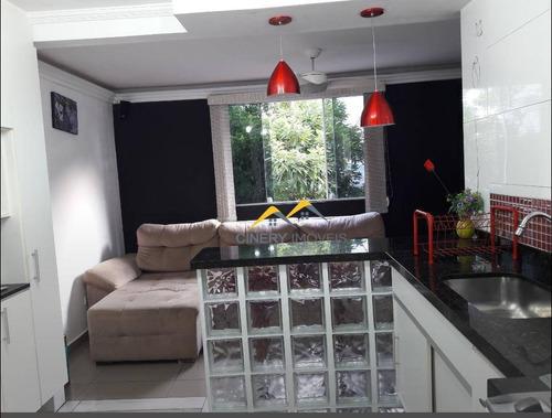 Imagem 1 de 17 de Apartamento À Venda, 46 M² Por R$ 90.000,00 - Chácara Santa Etelvina - São Paulo/sp - Ap0156