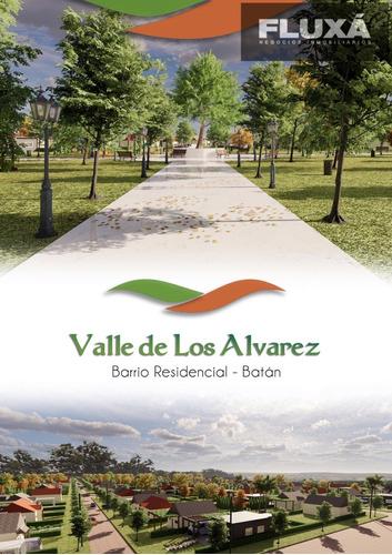 Venta Lotes En Batan Barrio Residencial Valle De Los Alvarez
