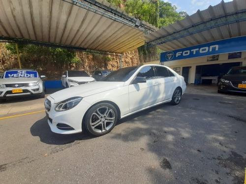 Mercedes-benz Clase E200, Motor 2.0 Cgi 184 Hp Año 2016