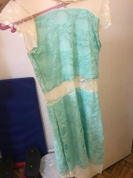 Vestido De Encaje Hermoso