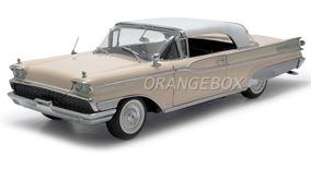 Mercury Park Lane 1959 1:18 Sunstar Platinum 5165