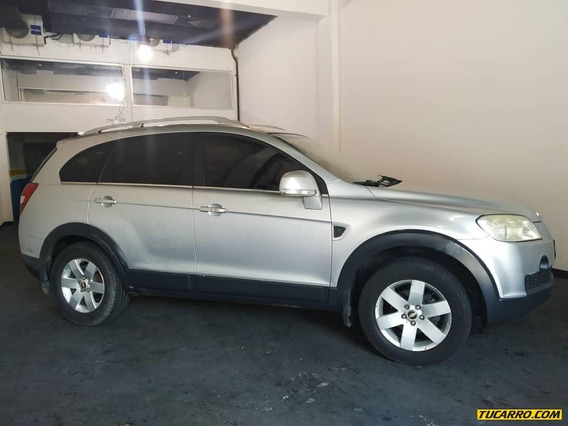 Chevrolet Captiva Sport Wagon