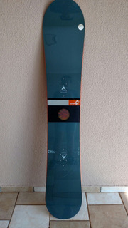 Prancha De Snowboard Burton 162 Original