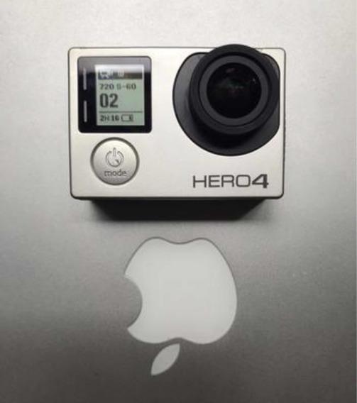Gopro Hero4 Silver 64gb
