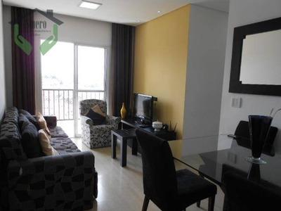 Apartamento Residencial À Venda, Umuarama, Osasco - Ap1995. - Ap1995