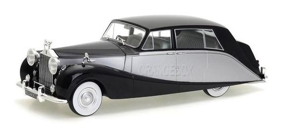 Rolls Royce Silver Wraith Empress 1:18 Model Car Group