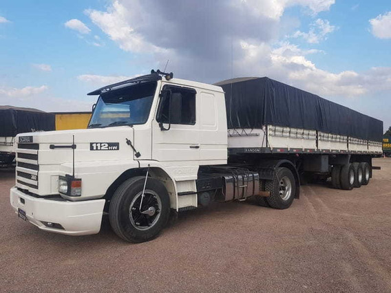 Scania 112 Hw 360 Toco 1991
