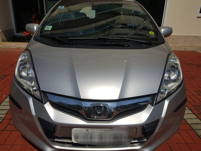 Honda Fit 1.4 Lx Flex Aut. 5p 2014