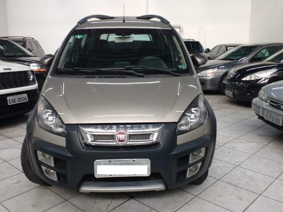 Fiat Idea Adventure Completa 2011