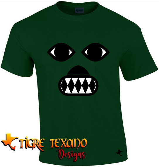 Playera Lucha Libre El Espectro By Tigre Texano Designs