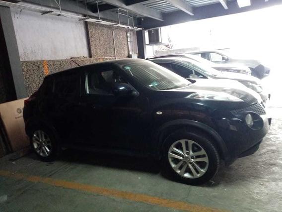 Nissan Juke Advance Cvt De 5 Puertas Negra