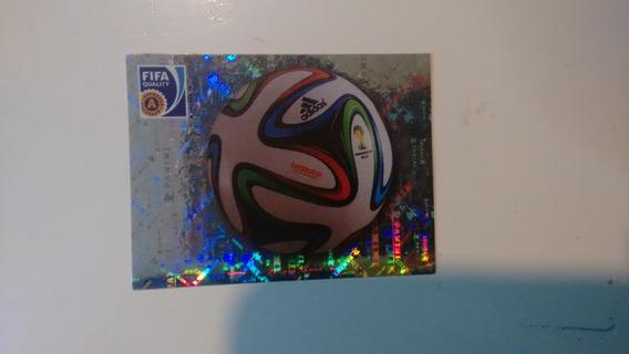Estampa Panini Mundial Brasil 2014 Numero 7