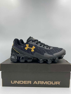 Nuevo Under Armour Scorpio 2 Black & Gold!! Original En Caja