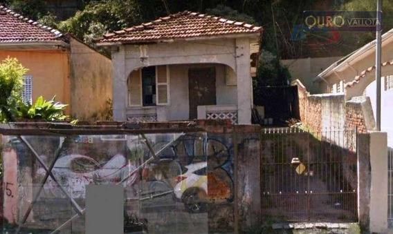 Terreno Para Alugar, 408 M² Por R$ 2.000/mês - Vila Prudente - São Paulo/sp - Te0100