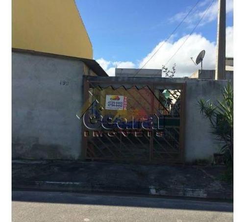 Casa Com 2 Dormitórios À Venda, 55 M² Por R$ 250.000,00 - Jundiapeba - Mogi Das Cruzes/sp - Ca0065