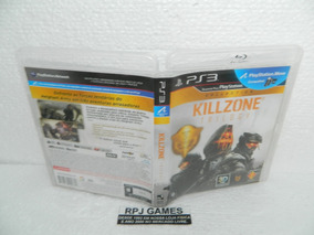 Kill Zone Trilogy Original C/ Caixa Midia Fisica P/ Ps3 Loja