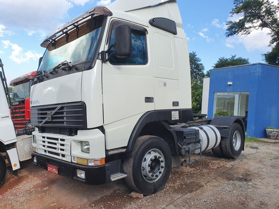 Volvo Fh12 380 Ano 2002