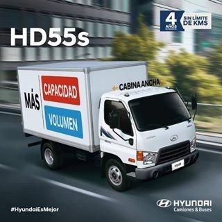 Unica Oportunidad Camion Hyundai Hd 55 Precio Promocional