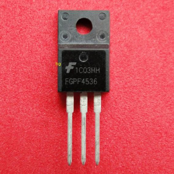 Transistor Igbt Fgpf4536 Original 220a 360v | Kit Com 4