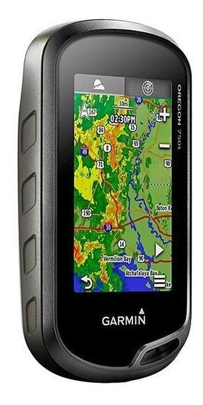 Gps Garmin Oregon 750t 010-01672-30 Tela 3.0 Wi-fi/bluetooth