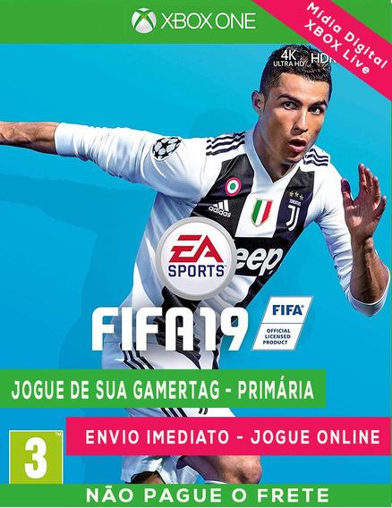 Fifa 19 Xbox One - Digital - Jogue Online - Primária