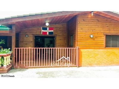 Venta De Casa En Jarabacoa