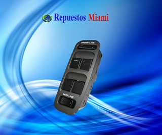 Switch Botonera De Vidrios Electricos Suzuki Vitara Tracker