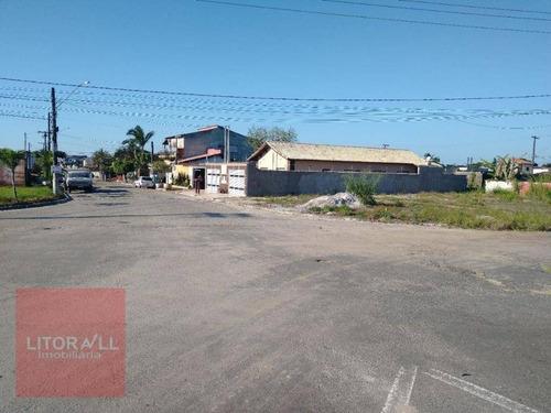 Imagem 1 de 9 de Terreno À Venda, 498 M² Por R$ 250.000,00 - Grandesp - Itanhaém/sp - Te0382
