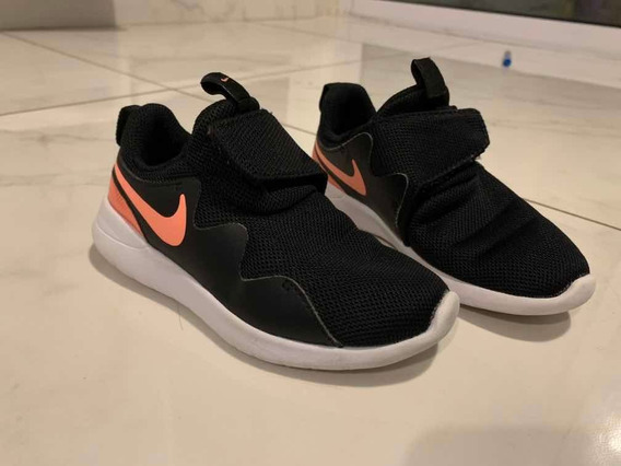 Zapatillas Nike Tessen Toddler Sport Impecables Unisex