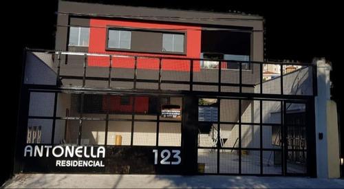 Imagem 1 de 15 de Apartamento Com 2 Dormitórios À Venda, 47 M² Por R$ 250.000,00 - Vila Antonina - São Paulo/sp - Ap0006