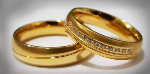 Aros De Matrimonio O Alianza Parejas Anillo