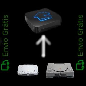 Tv Box Android Psone Emulador + 1002 Jogos Frete Gratis